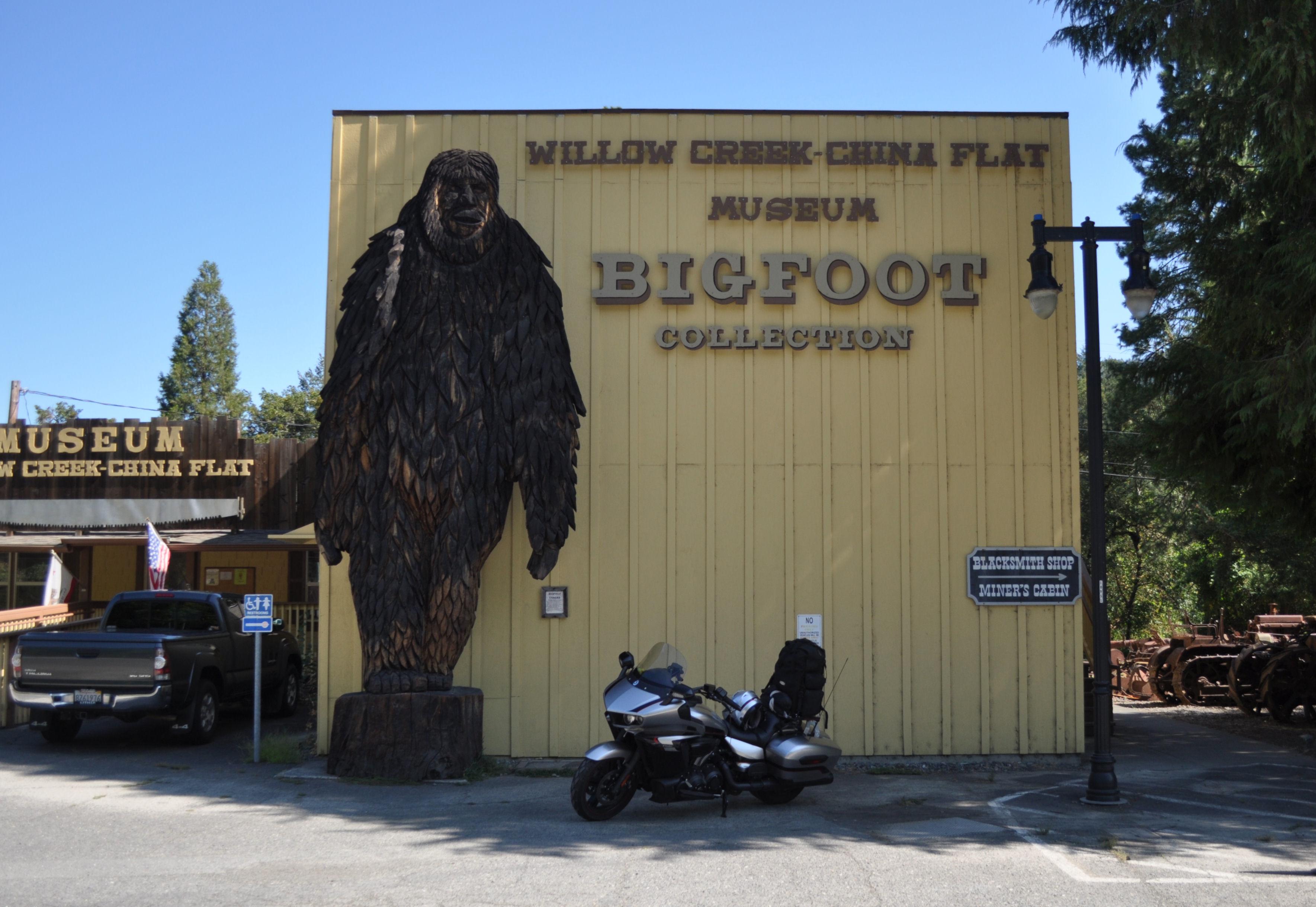 Willow Creek Museum