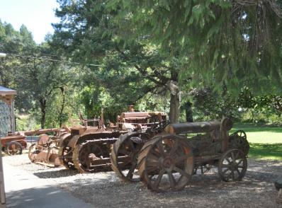 Willow Creek display
