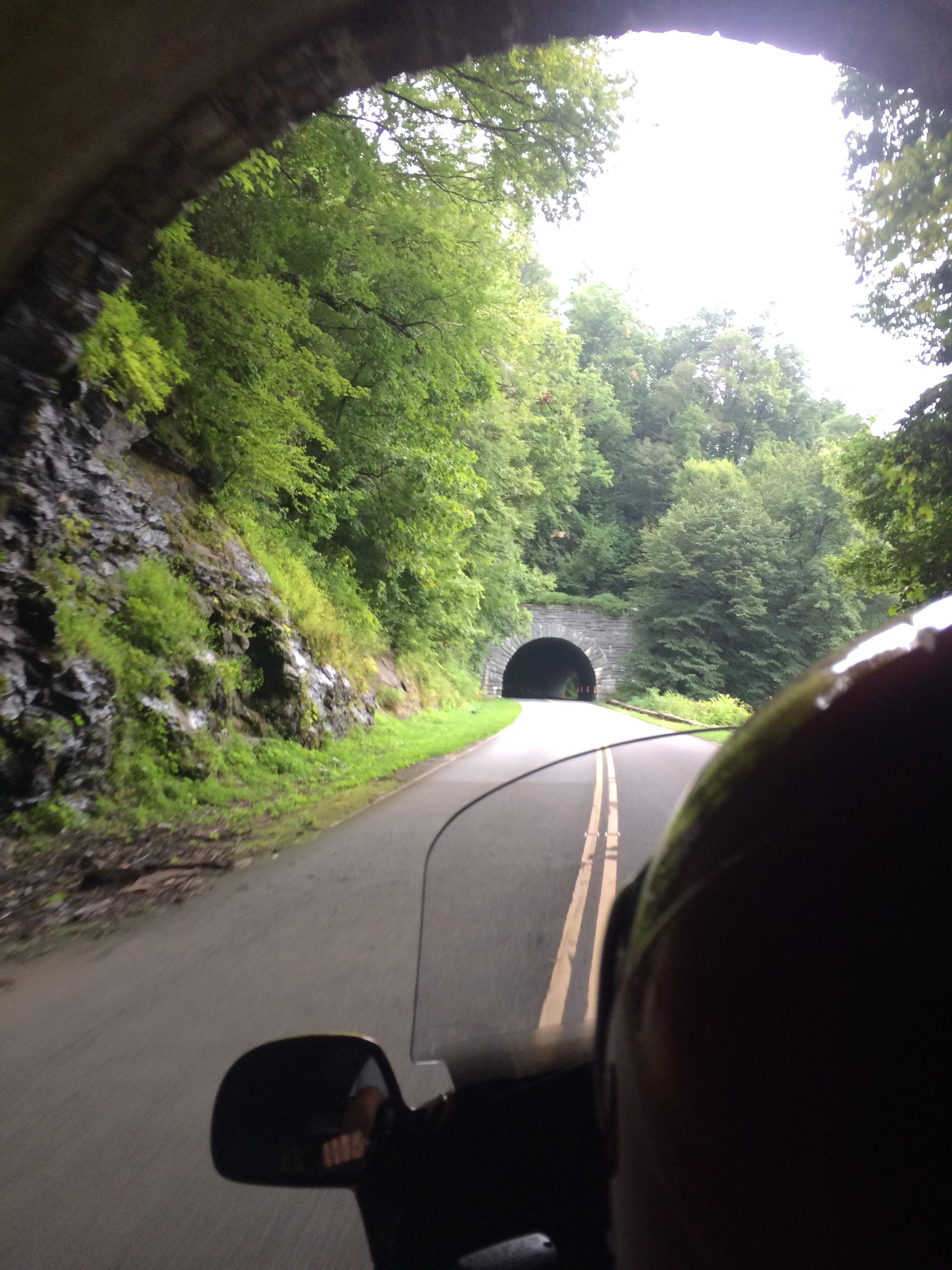 Twin tunnels