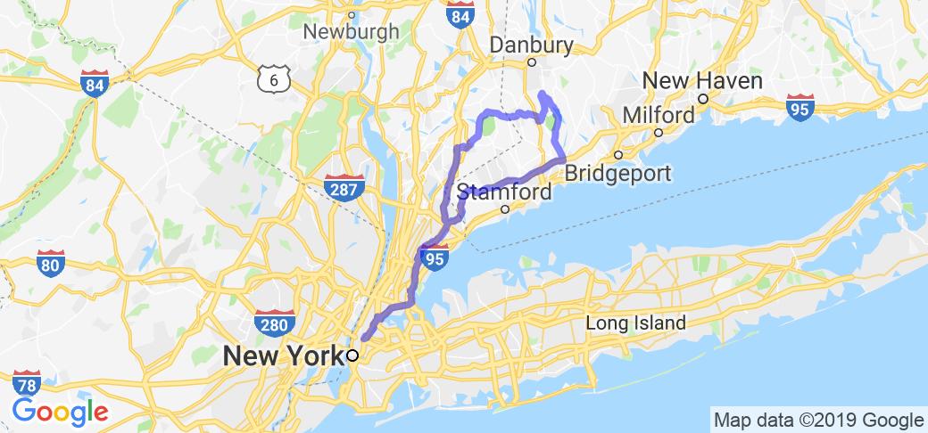 5-Hour Green Rural Loop from Manhattan |  New York