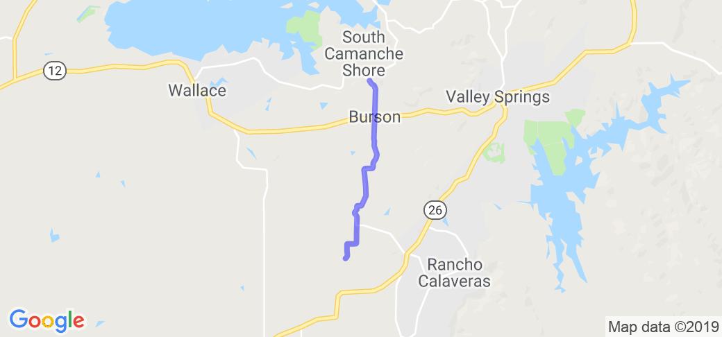 Burson |  California