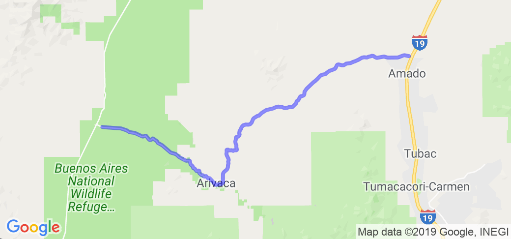 Arivaca Sweepers |  Arizona