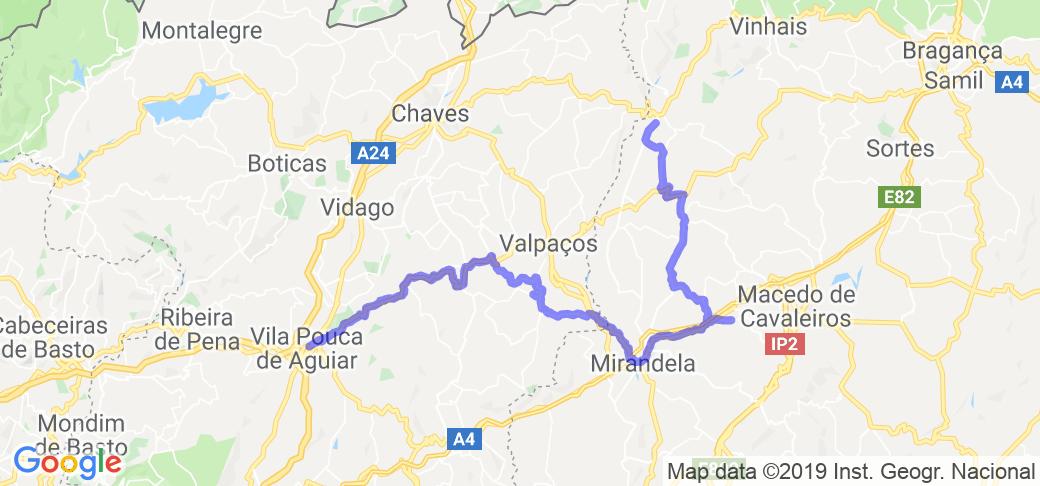 TRAS OS MONTES - PORTUGAL |  Portugal