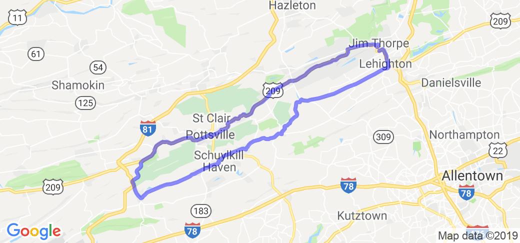 America Compressed |  Pennsylvania