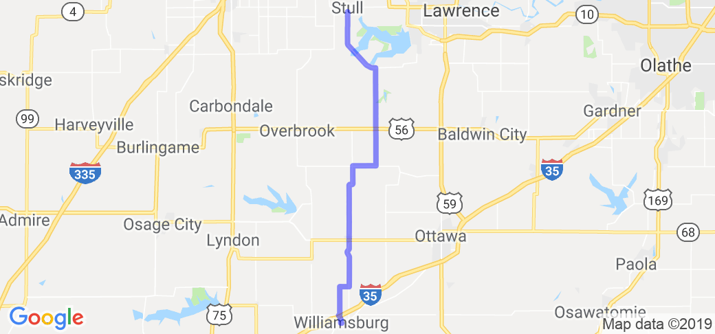 Rib Run |  Kansas
