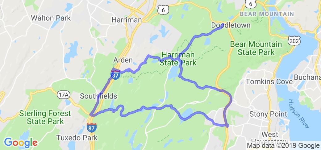 Harriman Loop |  New York