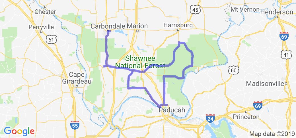 Shawnee National Forest |  Illinois