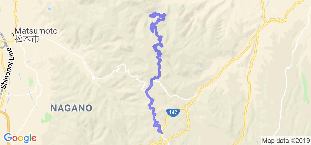 Venus Line (Nagano)    Japan