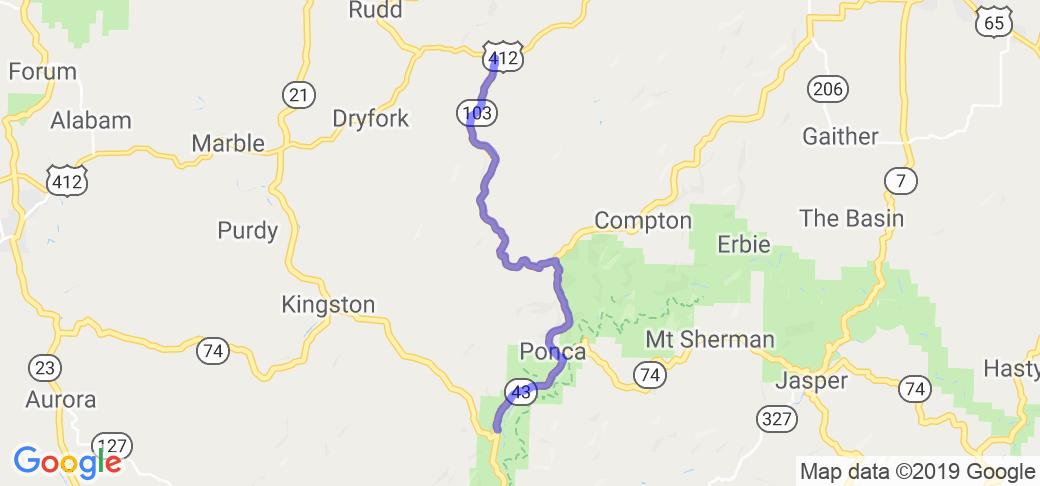 Northwest Arkansas Valley Ride |  Arkansas