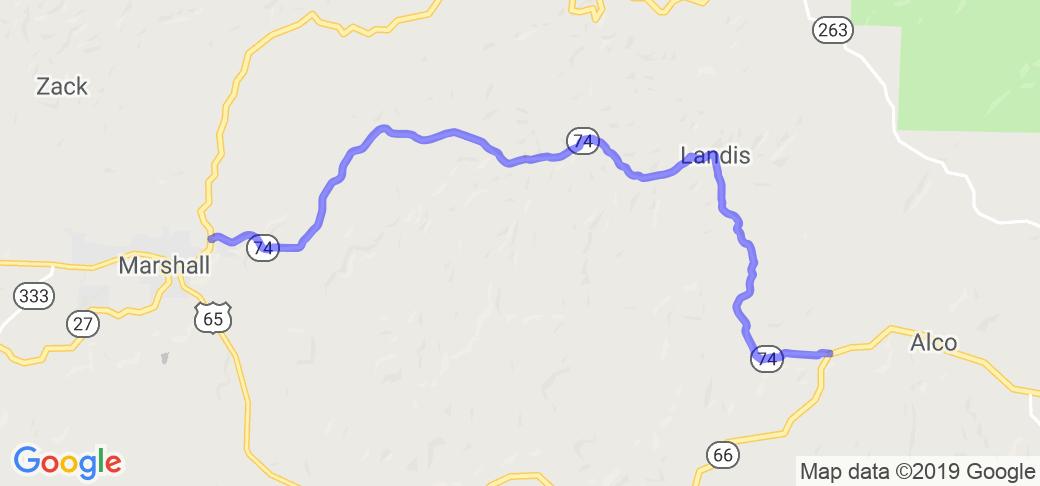 The Hidden Valley Run |  Arkansas