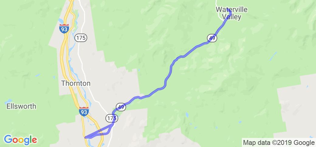 NH 49 - Mad River Run |  New Hampshire
