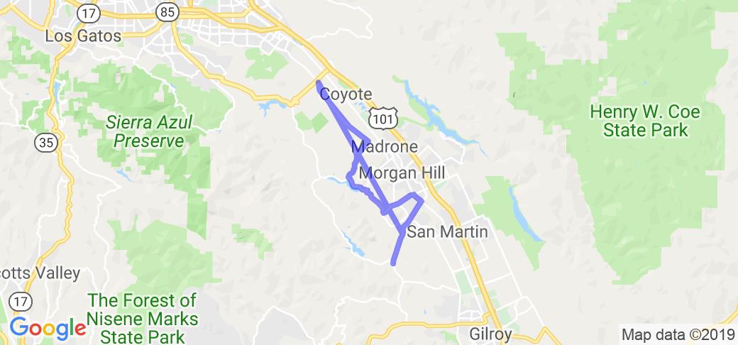 A Dam Good Ride Too |  California
