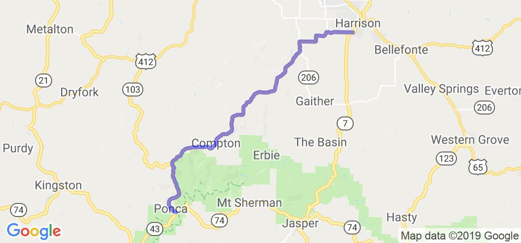 Goblin Trail |  Arkansas
