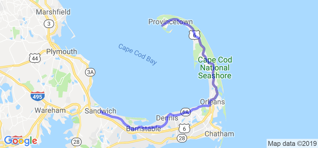 Cape Cod at its Best |  Massachusetts
