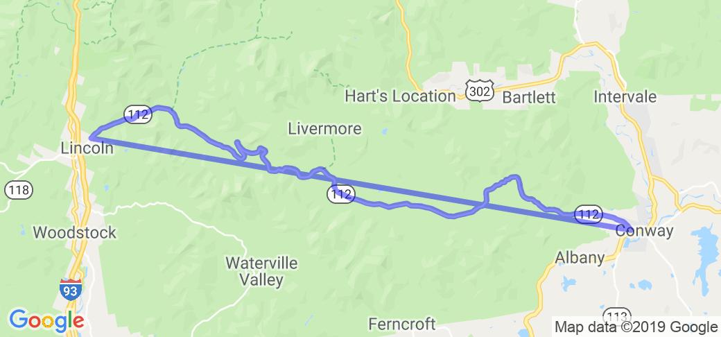 Kancamagus Highway (AKA The Kanc) |  New Hampshire