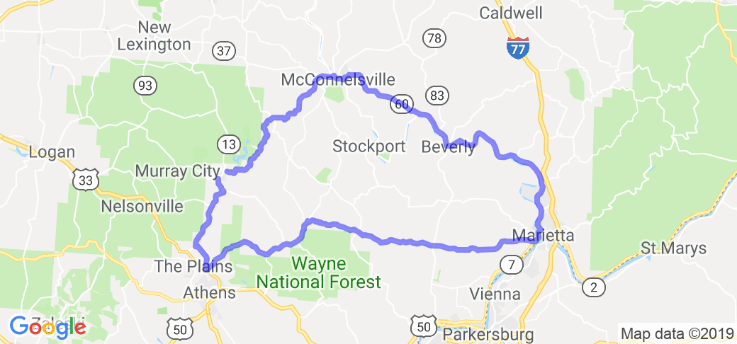 Wayne National Forest Run |  Ohio