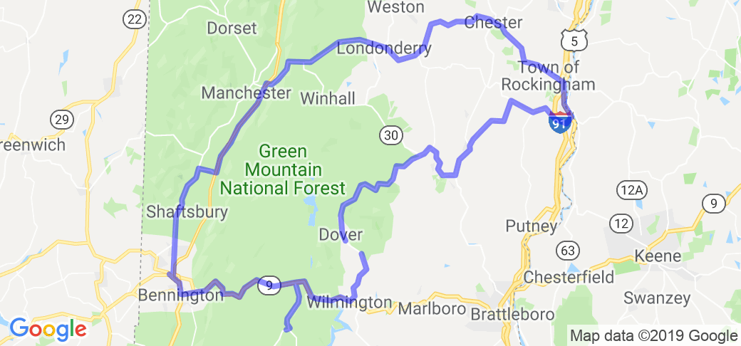 Righteous Roads |  Vermont
