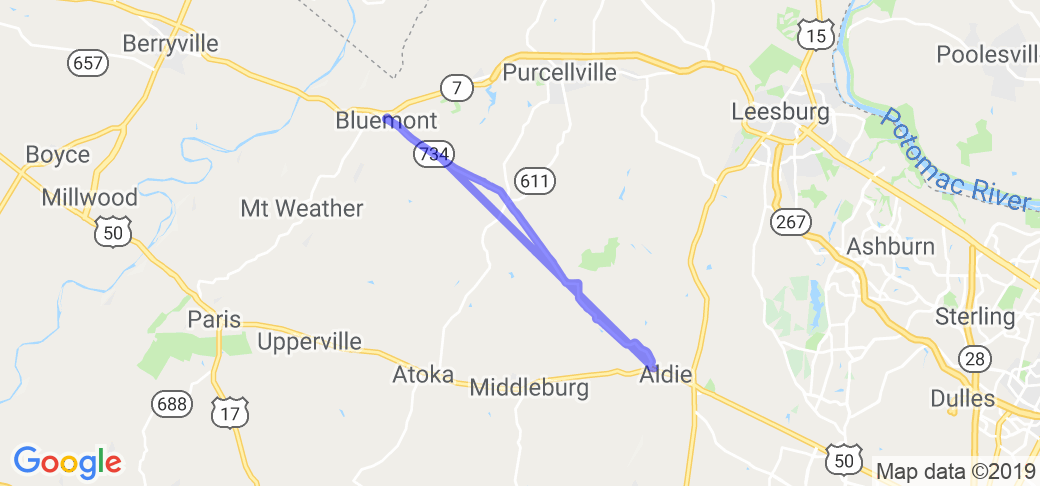 Snickersville Turnpike |  Virginia