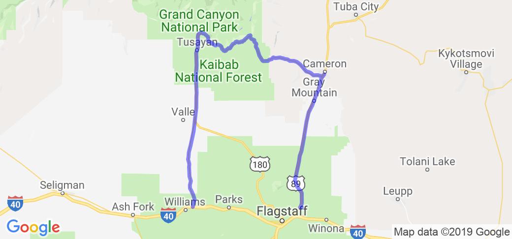 Grand Canyon South Rim    Arizona