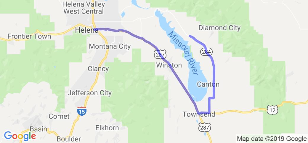Montana After Work Stress Reliever Ride    Montana