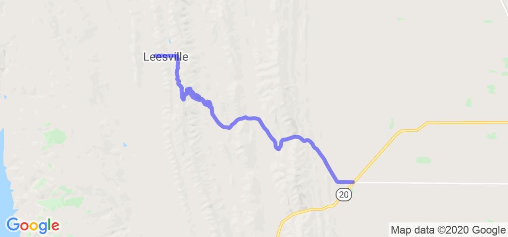 Leesville Road    Southwest
