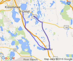 St. Cloud to Keenansville |  Florida