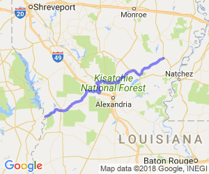 Mid State 8 |  Louisiana