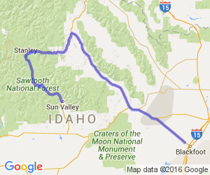 Our First Major Ride |  Idaho