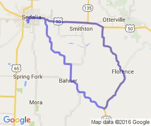 Brian's Quick Fun Ride |  Missouri