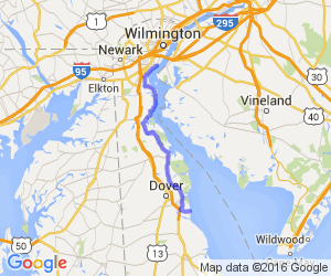Delaware Coast Short Run |  Delaware