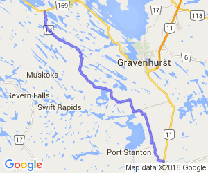 Southwood Route    Canada