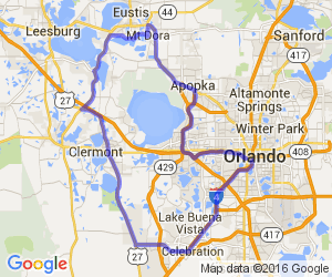 Northwest Orlando Hill Country |  Florida