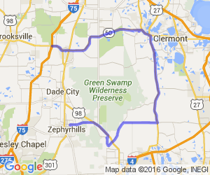 Green Swamp Tour - Northeast of Tampa |  Florida