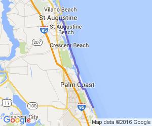 St Augustine to Flagler Florida |  Florida