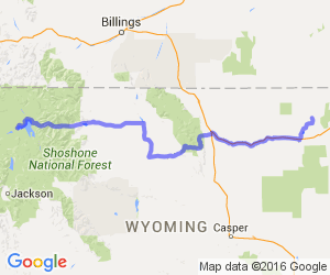 Devils Tower to Yellowstone on the Sweet 16 |  Wyoming