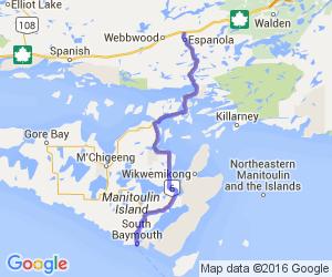 Manitoulin Island Run |  Canada