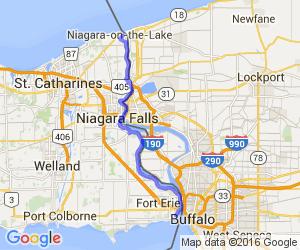 Niagara Parkway |  Canada