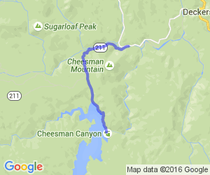 Cheesman / Wellington Lake Tour |  Colorado