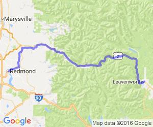 Leavenworth Run |  Washington