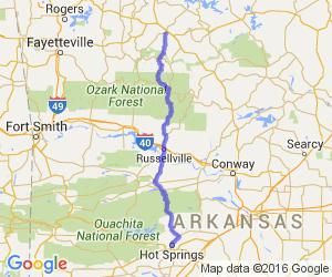 Arkansas At Its Best - Highway 7 |  Arkansas