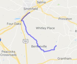 Devil's Racetrack - North Carolina |  North Carolina