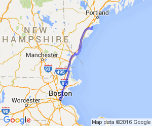 Boston to Maine (Coastal Routes) |  Maine