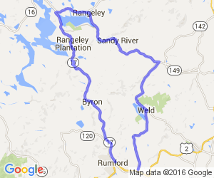 Rangeley Lakes Scenic Byway |  Maine