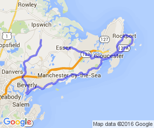 Essex to Salem Coastal Cruise |  Massachusetts
