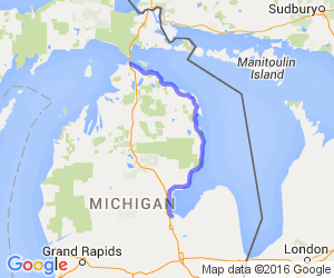 "Michigan's ""East Coast"" Cruise 