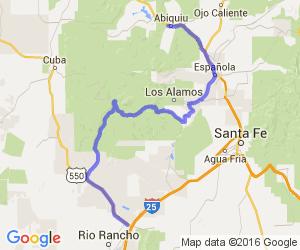 Anasazi Indian Country Tour    New Mexico