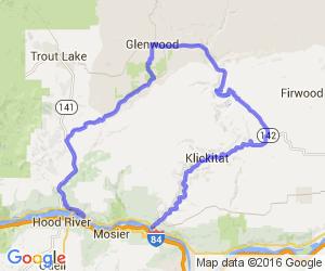 The Klickitat Loop |  Washington