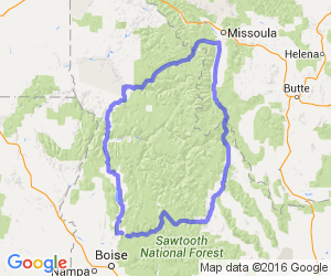 The Great Scenic Loop through Central Idaho & Western Montana |  Montana
