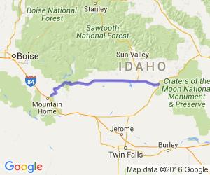 Highway 20 |  Idaho