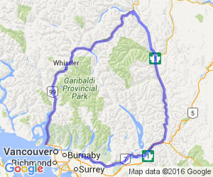 Duffy Lake Route    Canada